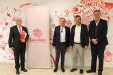 La Fundación Laboral de la Construcción y Cáritas Diócesis de Cartagena firman un convenio para mejorar la inserción laboral de personas en riesgo de exclusión