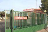 El Parque de Bomberos Alhama-Totana se inaugura este viernes tras la remodelaci�n del edificio