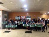 Entregan los premios de la campaña 'Los Peque Recicladores de la Región de Murcia'