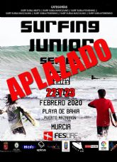 Aplazada la 'fesurfing junior series' para los d�as 22 y 23 de febrero