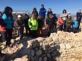 El club senderista de Totana realiz� la ruta de La Almoloya