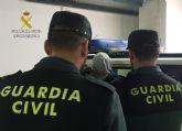 Detienen en Abanilla a los tres integrantes de un grupo delictivo juvenil dedicado a cometer robos con fuerza