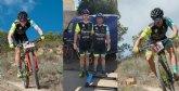 Nuevo podio de Gabri para el Framusa Saltamontes en Fuente Alamo