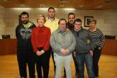 Seis jóvenes realizan prácticas profesionales en el Ayuntamiento de Totana dentro de la acción formativa Sistemas microinformáticos