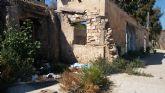 Se aprueba iniciar el expediente para demoler una edificación situada en el Paseo de las Ollerías y rambla de La Santa