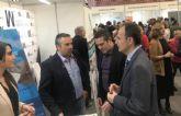 Unas 60 entidades de la Región participan el ´III Foro de empleo y emprendimiento´ de Alcantarilla