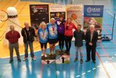 Los torreños triunfan en casa y suman un primero y tres terceros puestos en el circuito nacional senior de bádminton