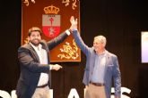 López Miras: 'La Ley del Medio Rural acabará con las trabas para la instalación de empresas y comercios en las zonas más despobladas'