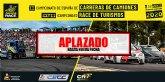 La primera prueba del Campeonato de España de Carreras de Camiones se aplaza hasta nueva fecha