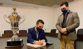 Recepción al billarista Juan David Zapata tras proclamarse campeón del mundo en Seúl