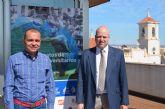La playa de Santiago de la Ribera acoge el Campeonato Universitario de España de Voley Playa
