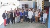 Pedro Antonio S�nchez anuncia el inicio de las obras de desdoblamiento de la RM-332 desde Mazarr�n al Puerto de Mazarr�n