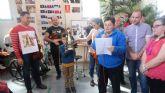 La Orquesta de La Dolorosa visita los centros de día para personas con enfermedad mental