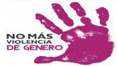 El Ayuntamiento condena enérgicamente y muestra su repulsa por el último caso de violencia machista, registrado en Murcia
