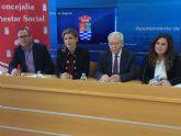 El Ayuntamiento de Molina de Segura y Proyecto Hombre firman un convenio de colaboración para proyecto de atención a personas con problemas de adicción