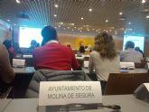 El Ayuntamiento de Molina de Segura participa en una reunión sobre propuestas de información y comunicación de los proyectos financiados por el Fondo FEDER
