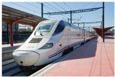 Renfe programa la parada de un segundo servicio Alvia en las estaciones de Cieza y Hellín