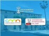 Totana acoger� tras el verano un curso de la Universidad Internacional del Mar de la UMU sobre la Arqueolog�a aplicada a la Did�ctica en las aulas