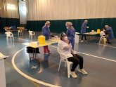 Arranca el proceso de vacunaci�n masiva en el municipio de Totana