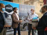 ALINATUR PETFOOD y el Ayuntamiento de Lorca llegan a un acuerdo de colaboración