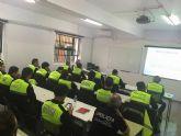 Agentes de la Policía Local han recibido formación específica en el uso y manejo del drogo test