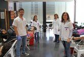 Puerto Lumbreras distinguirá al Centro Regional de Hemodonación con la Medalla de Plata en el Día de la Independencia