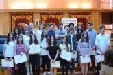 La Concejalía de Juventud de Molina de Segura entrega los premios del XXV Certamen Literario de Educación Secundaria 2016