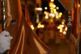 El tercio del Santo Grial protagoniza la imagen ganadora del concurso de fotografía de Semana Santa