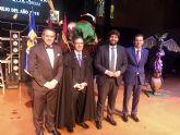 López Miras asiste a la gala de nombramiento de 'Brujo del Año 2018' con motivo de las fiestas de Alcantarilla