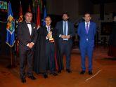 Desde anoche las Fiestas de Alcantarilla ya cuentan con Brujo del Año, Javier Ybarra, director general de Hidrogea, tras su nombramiento