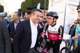 El ciclista alcantarillero Antonio Jesús Soto puede proclamarse ganador de la Copa de España Élite-Sub23