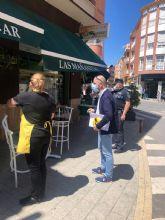 Ayuntamiento y Policía Local supervisan el cumplimiento de medidas de seguridad y normativa en las terrazas del municipio