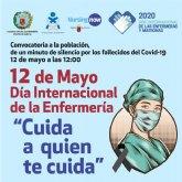 Alhama se suma al homenaje por el 12M, D�a Internacional de la Enfermer�a