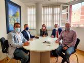 Ayuntamiento y APIRM avanzan en la creación de la oficina profesional en el área de Urbanismo