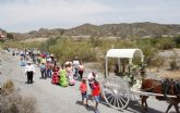 Puerto Lumbreras acoge la I Romería en Honor a  San Antonio