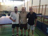 Top 8 Región de Murcia Tenis de mesa
