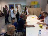 APAMOL estrena su nueva sede en Molina de Segura para la atención de personas afectadas por la enfermedad de Parkinson