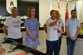 Los cadetes del Atlético Torreño, recibidos en el Ayuntamiento por su ascenso a Primera