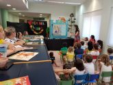 La Red Municipal de Bibliotecas de Puerto Lumbreras fomenta la igualdad entre los más pequeños con cuentacuentos
