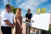 Inician las obras de construcci�n de la piscina municipal del complejo deportivo