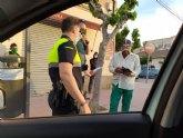 La Policía Local recuerda la obligatoria utilización de mascarillas en los medios de transporte