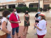Cruz Roja Mazarrón y el ayuntamiento se unen en la lucha contra la ´basuraleza´ en la cita nacional del ´proyecto libera´