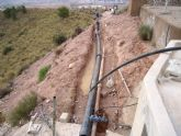 Ya han finalizado las obras de acondicionamiento que estaban provocando problemas en el servicio a los abonados del depósito de La Ñorica
