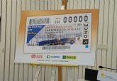 El centenario de la denominación de Las Torres de Cotillas, protagonista mañana del cupón de la ONCE
