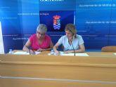 El Ayuntamiento de Molina de Segura firma una adenda al convenio de colaboración con AFAD para la atención de enfermos de Alzheimer y otras demencias