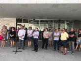 Un minuto de silencio en memoria de Miguel Ángel Blanco y de todas las víctimas del terrorismo