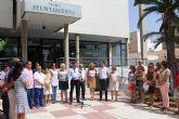 San Pedro del Pinatar se suma al reconocimiento a las víctimas del terrorismo en el 20 aniversario de la muerte de Miguel Ángel Blanco