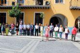 Alcantarilla junto a otros ayuntamientos de España, rinde un recuerdo a Miguel Ángel Blanco y a las víctimas de violencia terrorista