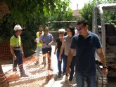 La Comunidad trabaja en la rehabilitación de 44 viviendas sociales en Ceutí