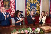 Afecto y emoción en la entrega de la Medalla de Oro de Cartagena a Antonio Bermejo